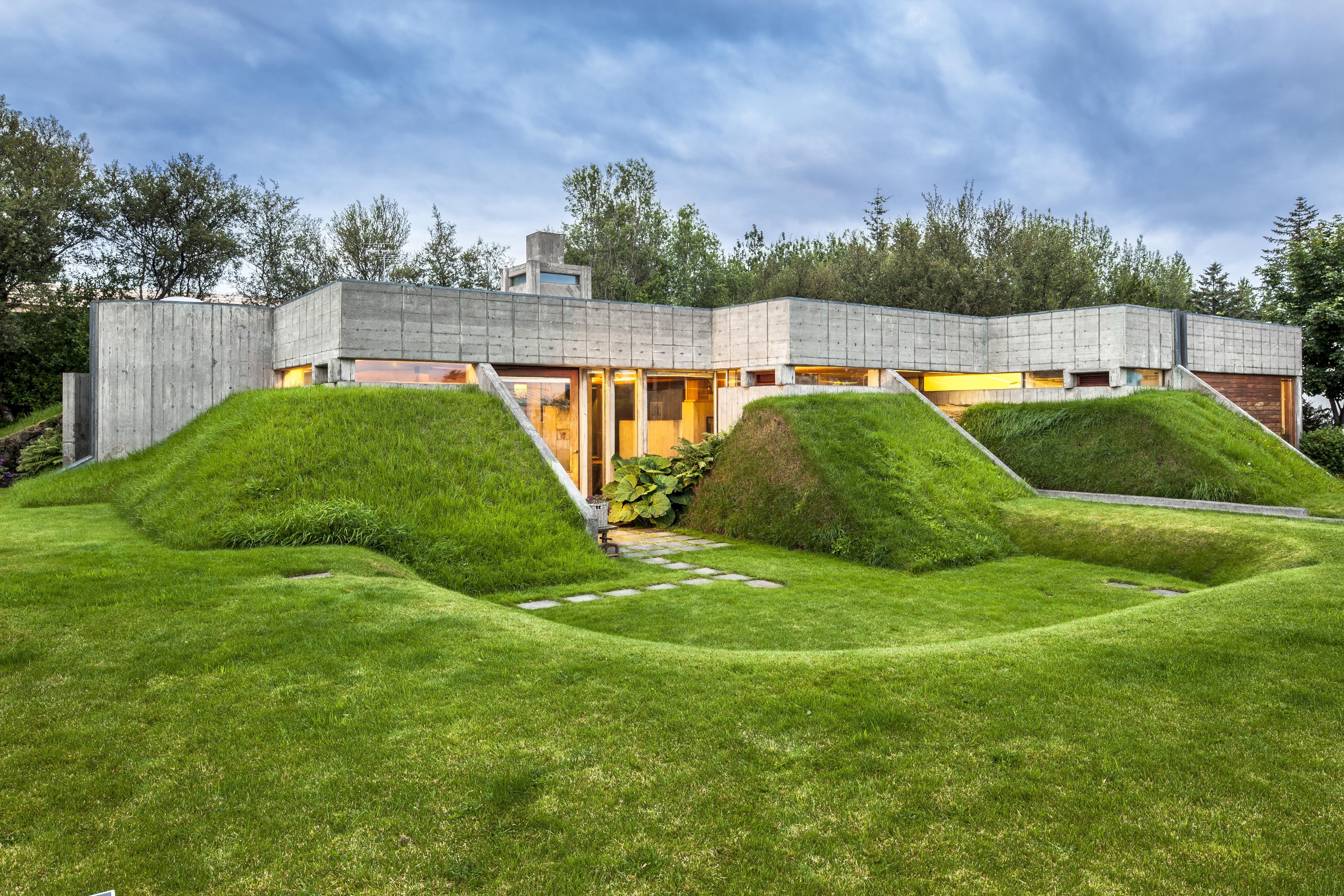 SCANDINAVIAN MODERN HOUSES 5